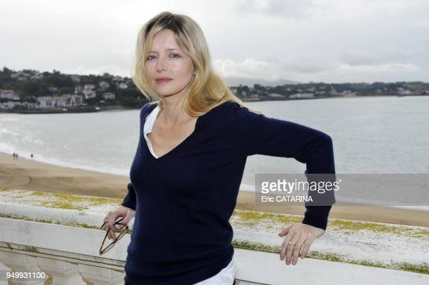 Actress Laure Marsac