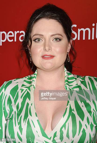 Actress Lauren Ash arrives at Operation Smile's Annual Smile Gala at the Beverly Wilshire Four Seasons Hotel on September 30 2016 in Beverly Hills...
