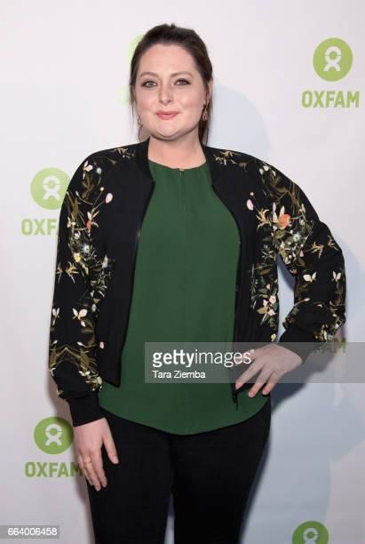 Actress Lauren Ash attends Comedy Not Conflict at The Viper Room on April 2, 2017 in West Hollywood, California.