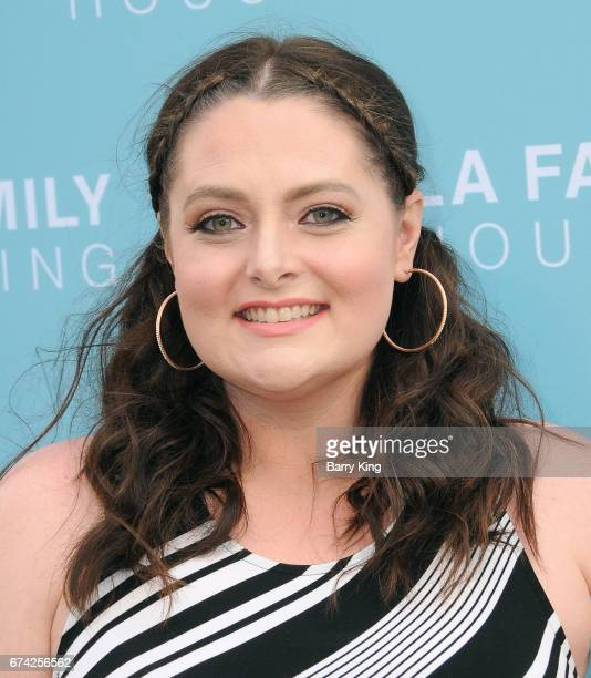 Actress Lauren Ash attends LA Family Housing 2017 awards at The Lot on April 27, 2017 in West Hollywood, California.