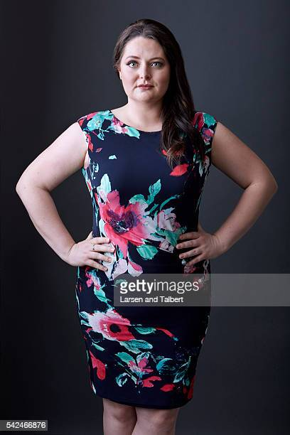 Actress Lauren Ash is photographed for Entertainment Weekly Magazine at the ATX Television Fesitval on June 10 2016 in Austin Texas