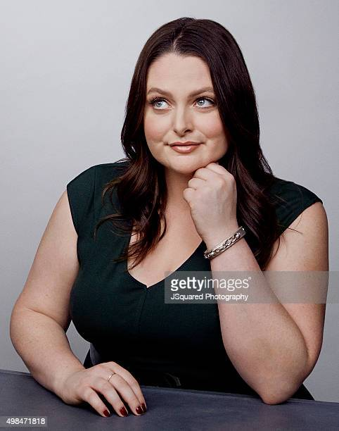 Actress Lauren Ash of NBC's 'Superstore' is photographed on November 18 2015 in Burbank California