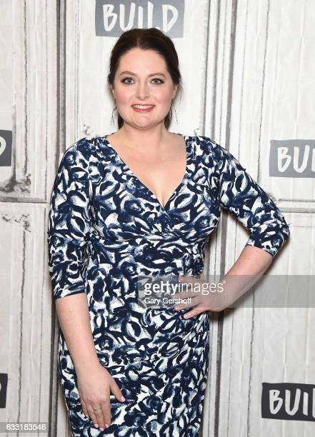 Actress Lauren Ash visits AOL Build to discuss her role in NBC's 'Superstore' at Build Studio on January 31 2017 in New York City