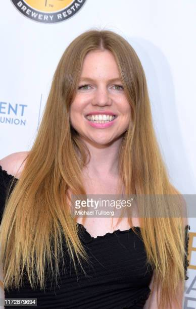 "Actress Lauren Ashley attends the premiere of ""Relish"" at the Burbank International Film Festival at AMC Burbank 16 on September 06, 2019 in Burbank,..."
