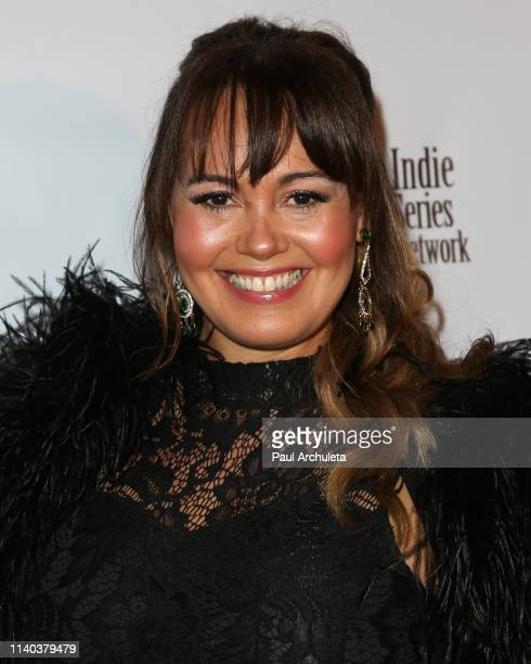 Actress Lauren B Martin attends the 10th Annual Indie Series Awards at The Colony Theater on April 03 2019 in Burbank California