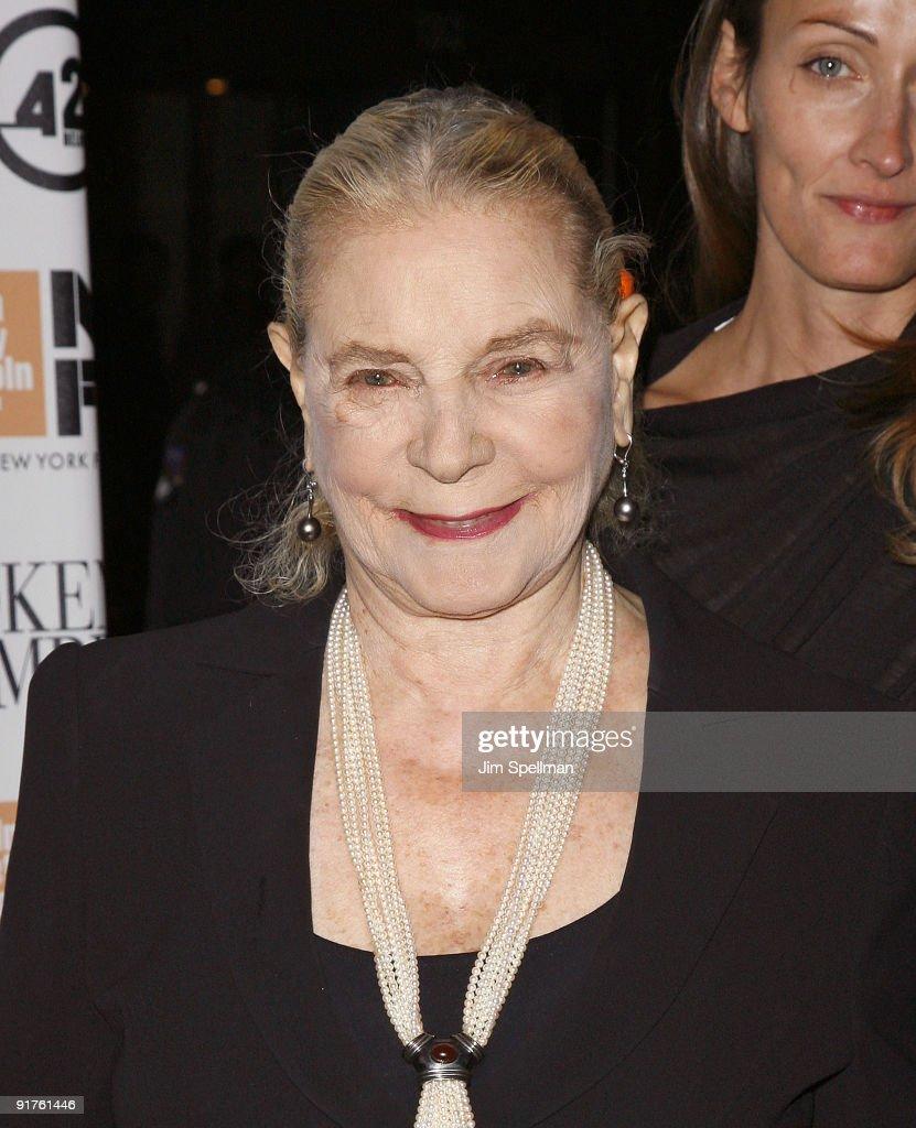 "The 2009 New York Film Festival Closing Night - ""Broken Embraces"""