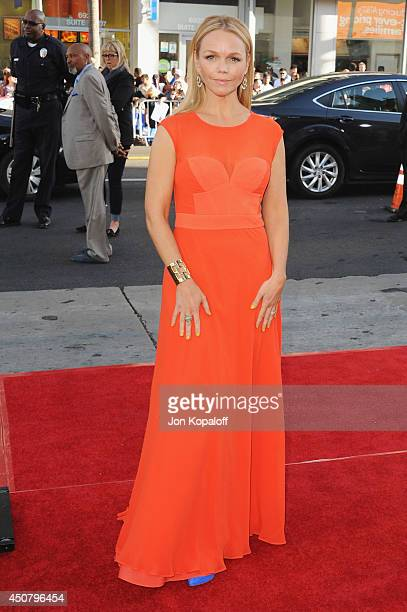 """Actress Lauren Bowles arrives at HBO's """"True Blood"""" Final Season Premiere at TCL Chinese Theatre on June 17, 2014 in Hollywood, California."""