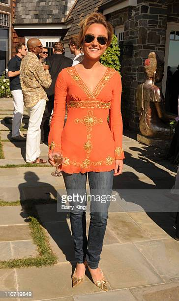 Actress Lauren C Mayhew attends Equality California's Harvey Milk Day Celebration At The Osbourne Estate Hill House on May 22 2010 in Hidden Hills...
