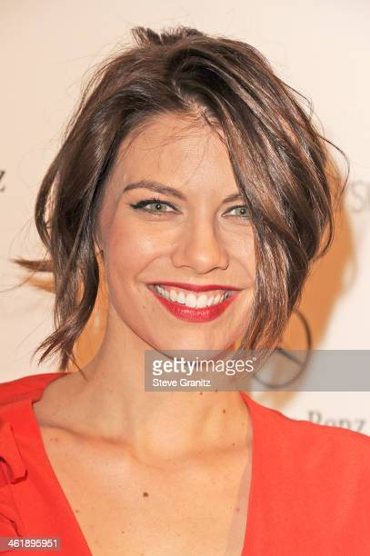 Actress Lauren Cohan arrives at The Art of Elysium's 7th Annual HEAVEN Gala presented by Mercedes-Benz at Skirball Cultural Center on January 11,...