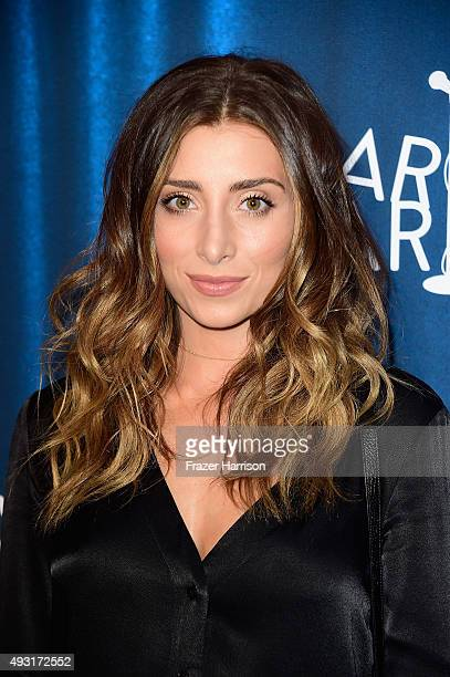 Actress Lauren Elizabeth arrives at the James Franco's Bar Mitzvah Hilarity For Charity's 4th Annual Variety Show at Hollywood Palladium on October...
