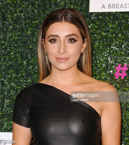 Actress Lauren Elizabeth attends An Unforgettable Evening at the Beverly Wilshire Four Seasons Hotel on February 16 2017 in Beverly Hills California