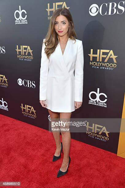 Actress Lauren Elizabeth attends the 18th Annual Hollywood Film Awards at The Palladium on November 14, 2014 in Hollywood, California.