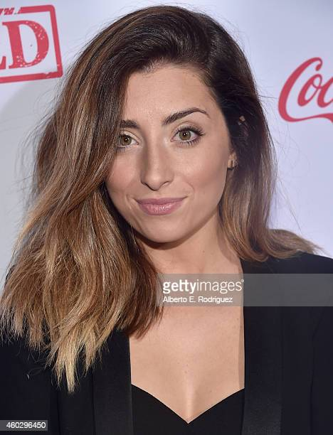 Actress Lauren Elizabeth attends the premiere of Awesomeness TV's EXPELLED at Westwood Village Theatre on December 10 2014 in Westwood California