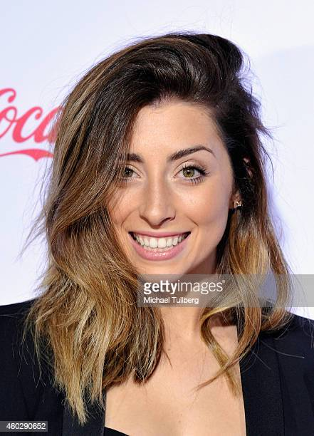 Actress Lauren Elizabeth attends the premiere of AwesomenessTV's film EXPELLED at Westwood Village Theatre on December 10 2014 in Westwood California