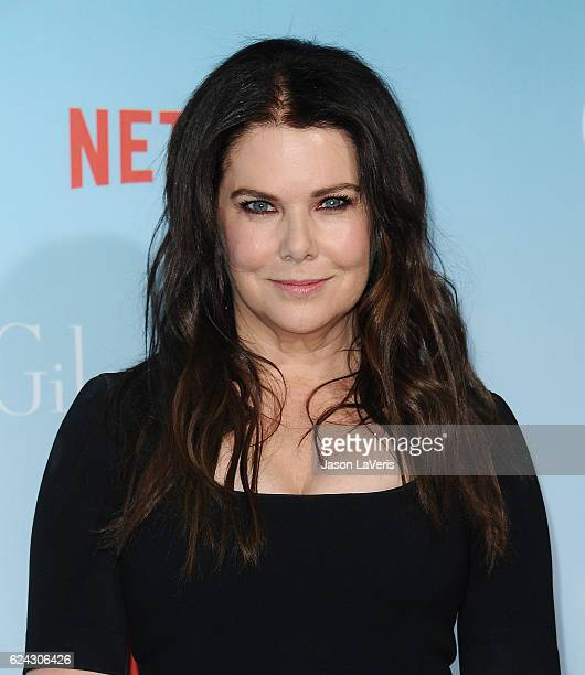 Actress Lauren Graham attends the premiere of Gilmore Girls A Year in the Life at Regency Bruin Theatre on November 18 2016 in Los Angeles California