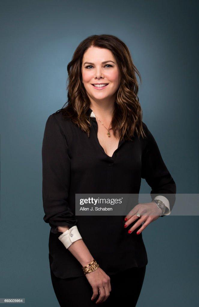 Lauren Graham, Los Angeles Times, May 25, 2017