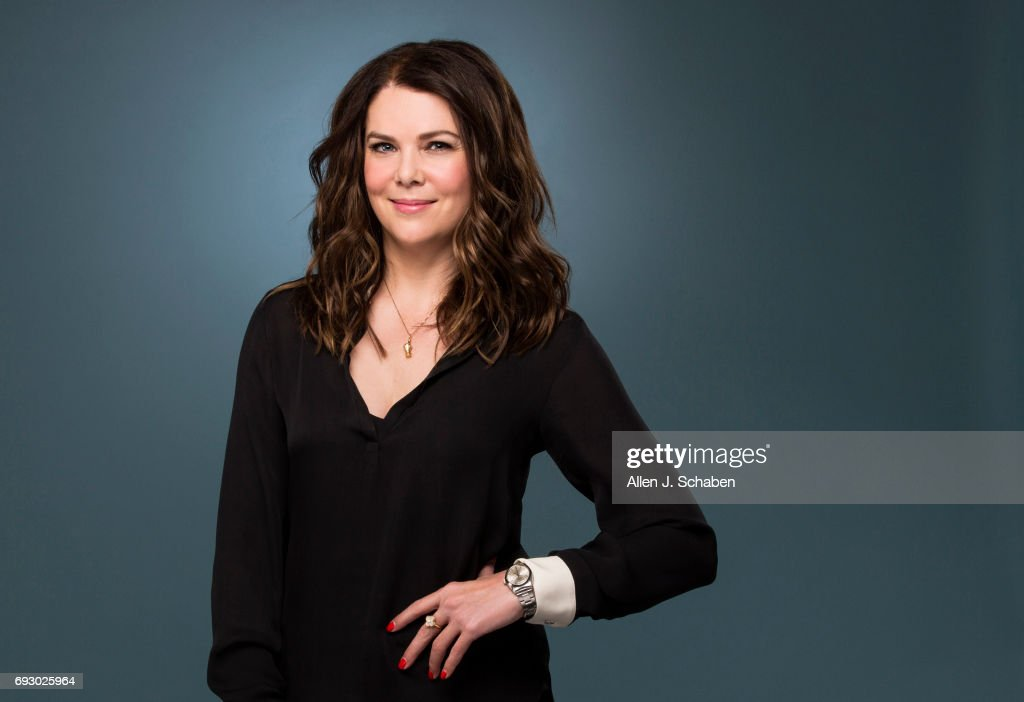 Lauren Graham, Los Angeles Times, May 25, 2017