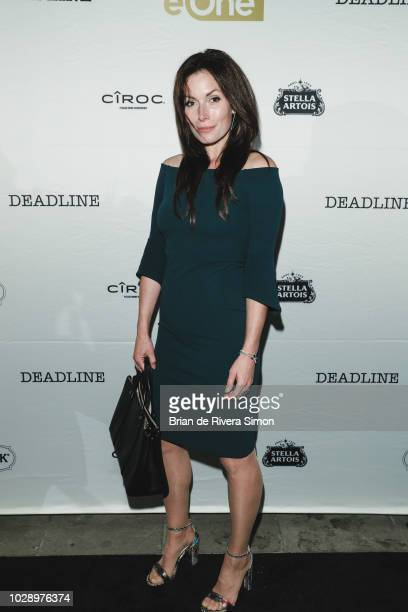 Actress Lauren Hammersley attends eOne Best of the Fest TIFF 2018 Celebration at Assembly Chef's Hall on September 7 2018 in Toronto Canada