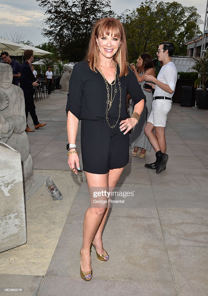 Actress Lauren Holly attends the Vivica A. Fox birthday celebration held at Muzik on July 29, 2015 in Toronto, Canada.