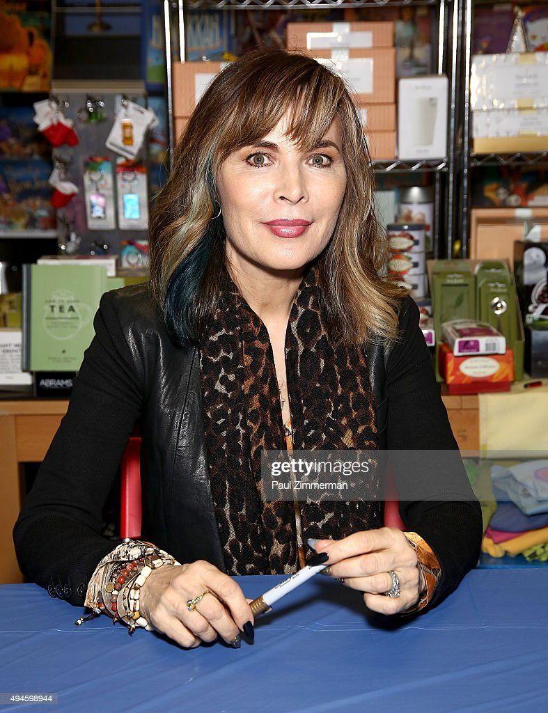 Actress Lauren Koslow Attends Days Of Our Lives Book Signing