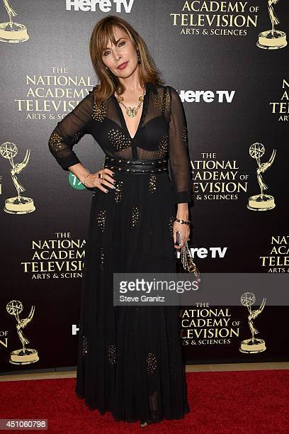 Actress Lauren Koslow attends The 41st Annual Daytime Emmy Awards at The Beverly Hilton Hotel on June 22, 2014 in Beverly Hills, California.