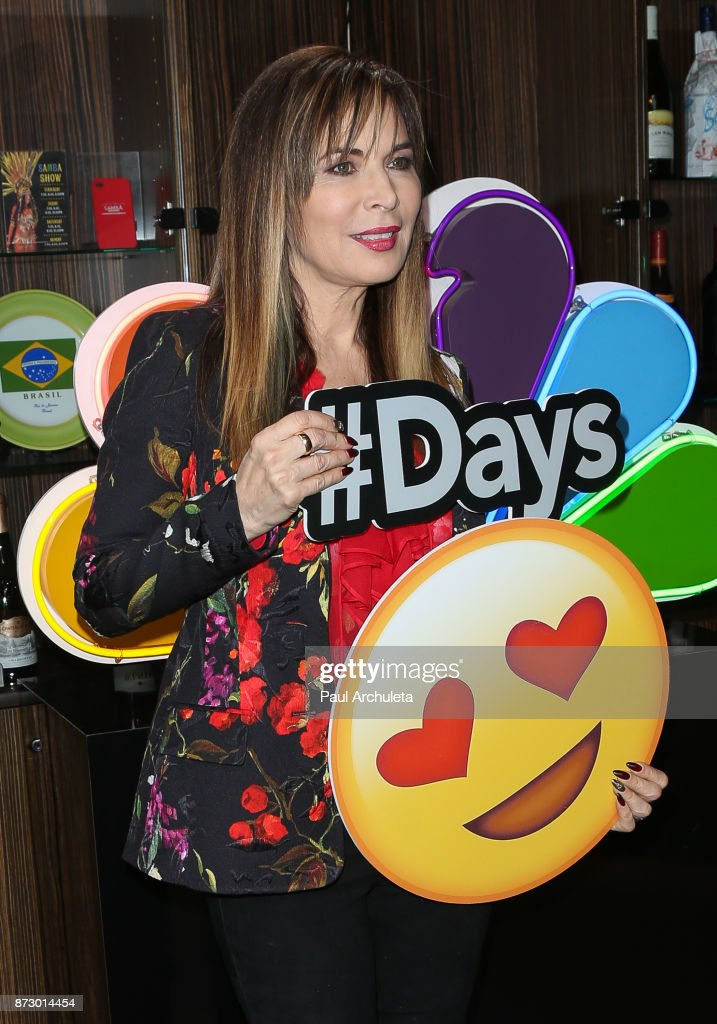 Actress Lauren Koslow attends the 'Day Of Days' a very special 'Days Of Our Lives' fan event at Universal CityWalk on November 11, 2017 in Universal City, California.