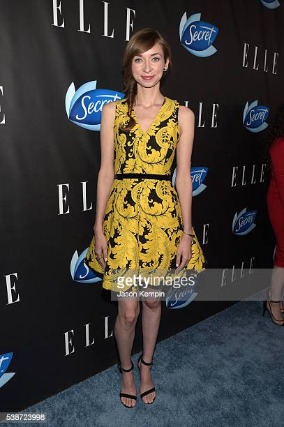 Actress Lauren Lapkus attends the Women In Comedy event with July cover stars Leslie Jones Melissa McCarthy Kate McKinnon and Kristen Wiig hosted by...