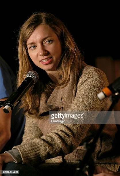 Actress Lauren Lapkus performs at The Barbary Stage during day 2 of the 2014 Outside Lands Music and Arts Festival at Golden Gate Park on August 9...