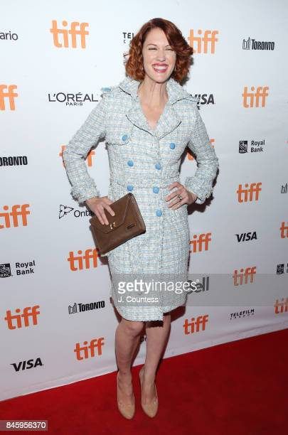 Actress Lauren Lee Smith attends the premiere of 'The Shape Of Water' during the 2017 Toronto International Film Festival at The Elgin on September...