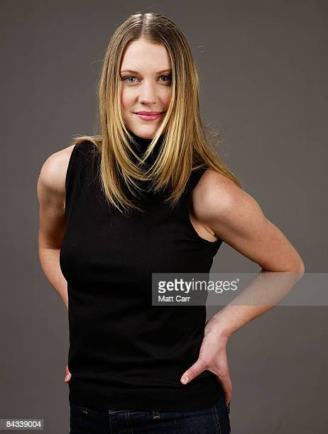 Actress Lauren Lee Smith of the film Helen poses for a portrait at the Film Lounge Media Center during the 2009 Sundance Film Festival on January 17...