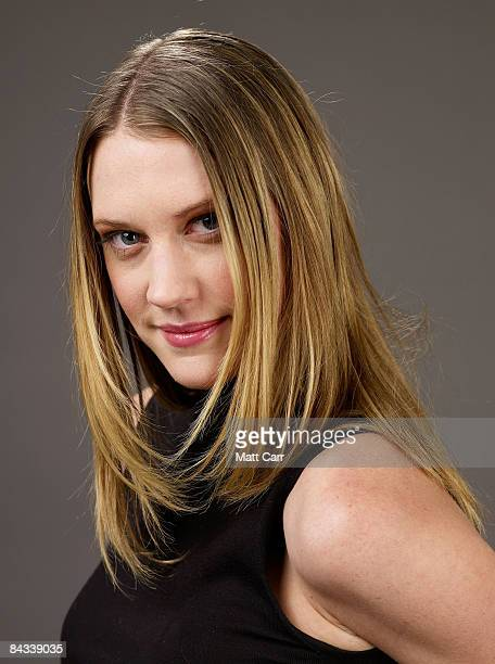 Actress Lauren Lee Smith of the film 'Helen' poses for a portrait at the Film Lounge Media Center during the 2009 Sundance Film Festival on January...