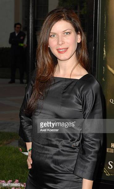 Actress Lauren Maher arrives to the Los Angeles premiere of HBO's 'Bury My Heart at Wounded Knee' at the Paramount Theater