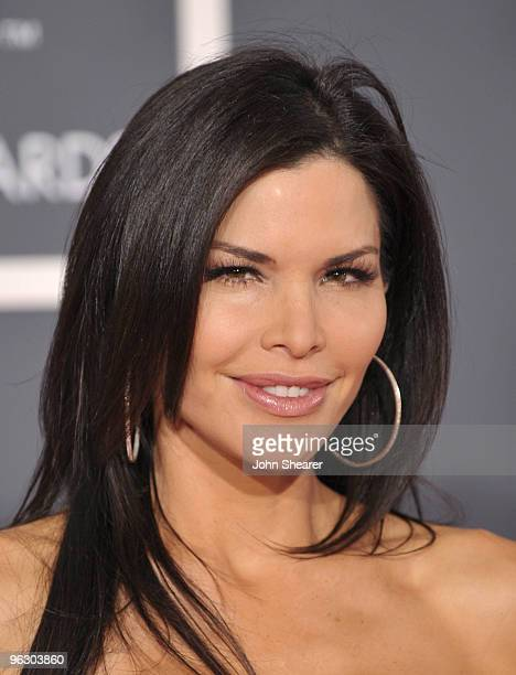 Actress Lauren Sanchez arrives at the 52nd Annual GRAMMY Awards held at Staples Center on January 31, 2010 in Los Angeles, California.