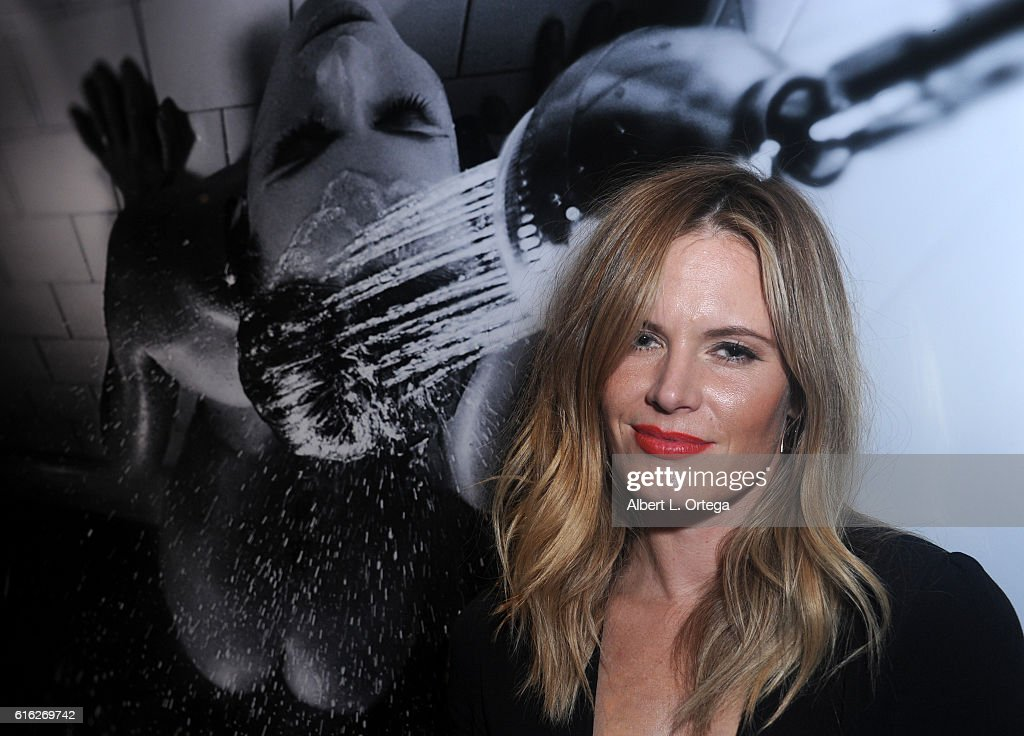 Actress Lauren Shaw at the Launch Of Cinematic Pictures Gallery held at Hollywood And Highland Center on October 21, 2016 in Los Angeles, California.