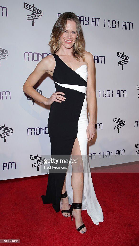 "Premiere Of ""Monday At 11:01 A.M."" - Arrivals"