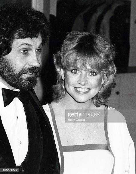 Actress Lauren Tewes and husband John Wassel attend 37th Annual Golden Globe Awards on January 26 1980 at the Beverly Hilton Hotel in Beverly Hills...