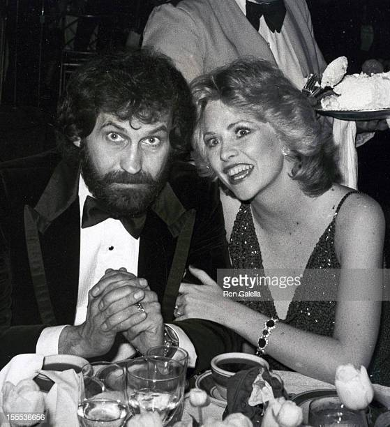 Actress Lauren Tewes and husband John Wassel attend Love Boat Honors Helen Hayes Gala on February 22 1980 at the Beverly Hilton Hotel in Beverly...