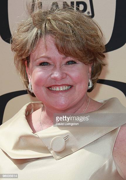 Actress Lauren Tewes attends the 8th Annual TV Land Awards at Sony Studios on April 17 2010 in Culver City California