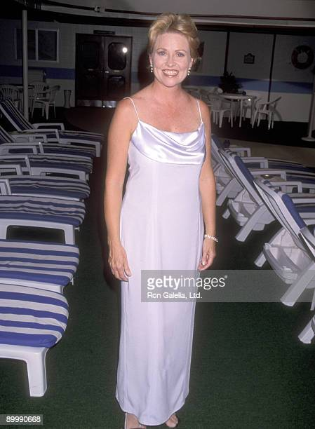 Actress Lauren Tewes attends The Love Boat Reunion Celebration and the Launch of UPN's New Series The Love Boat The Next Wave on September 1 1998...