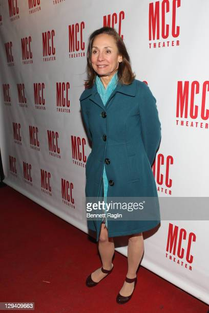 """Actress Laurie Metcalf attends the after party for the opening night of """"The Other Place"""" at 49 Grove on March 28, 2011 in New York City."""