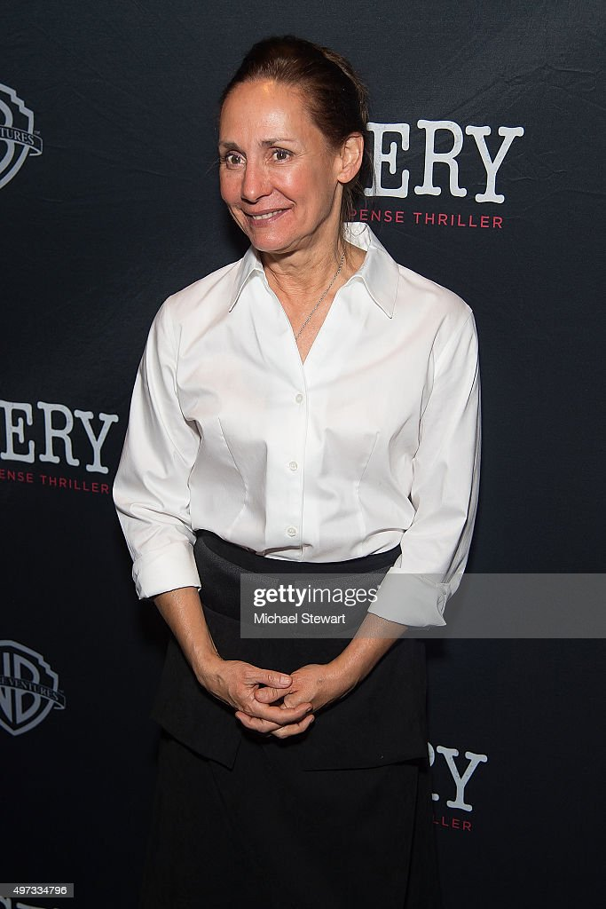 Actress Laurie Metcalf attends the 'Misery' Broadway opening night after party at TAO Downtown on November 15, 2015 in New York City.