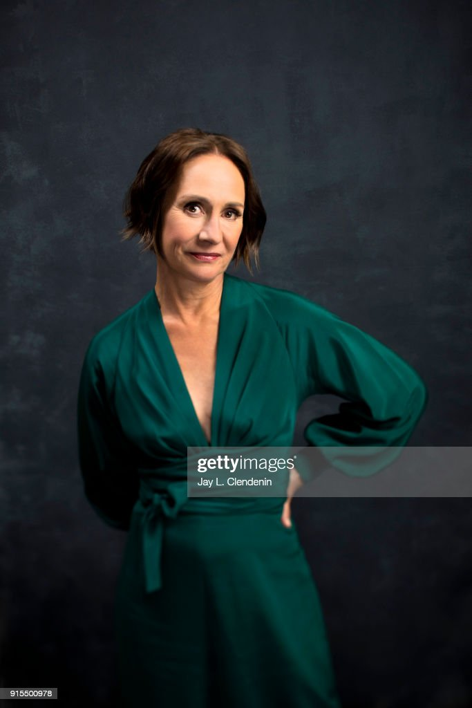 Actress Laurie Metcalf is photographed for Los Angeles Times on January 5, 2018 in Los Angeles, California.