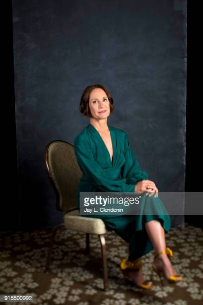 Actress Laurie Metcalf is photographed for Los Angeles Times on January 5 2018 in Los Angeles California CREDIT MUST READ Jay L Clendenin/Los Angeles...