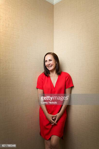 Actress Laurie Metcalf is photographed for The Wrap on July 26 2016 in Burbank California