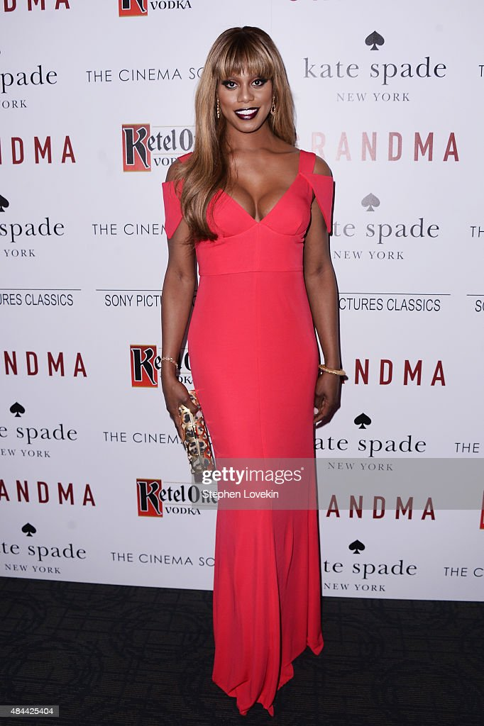 "The Cinema Society And Kate Spade Host A Screening Of Sony Pictures Classics' ""Grandma"" - Arrivals"