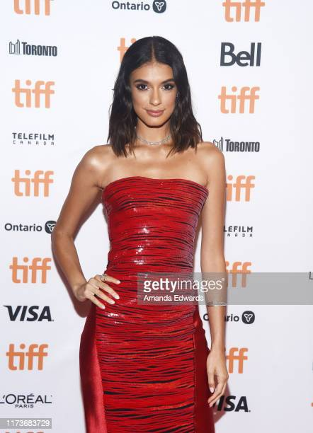 Actress Laysla De Oliveira arrives at the 2019 Toronto International Film Festival Guest Of Honour Premiere at The Elgin on September 10 2019 in...