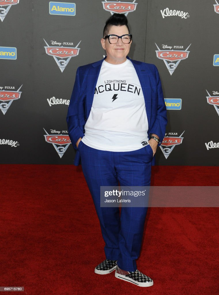 Premiere Of Disney And Pixar's 'Cars 3' - Arrivals : News Photo