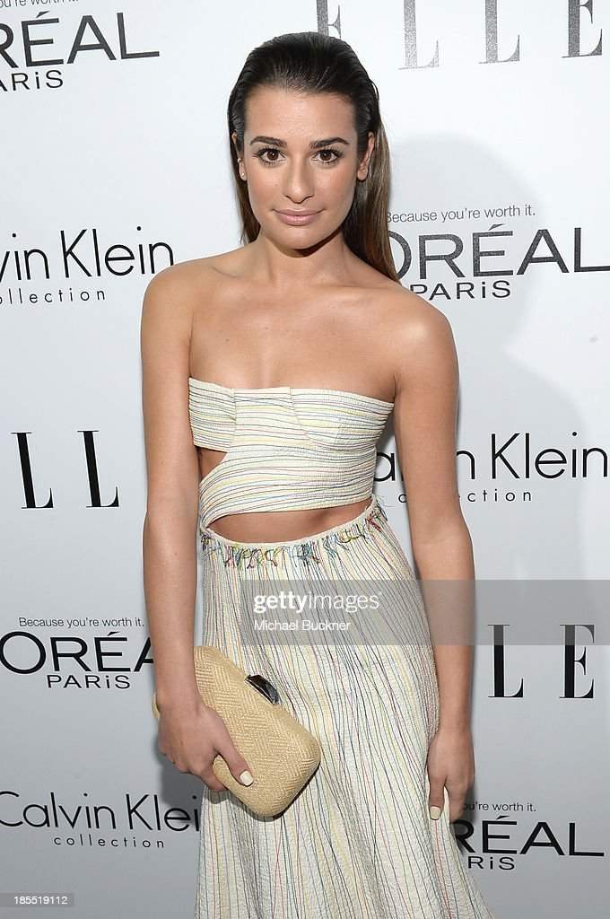 ELLE's 20th Annual Women In Hollywood Celebration - Red Carpet : News Photo