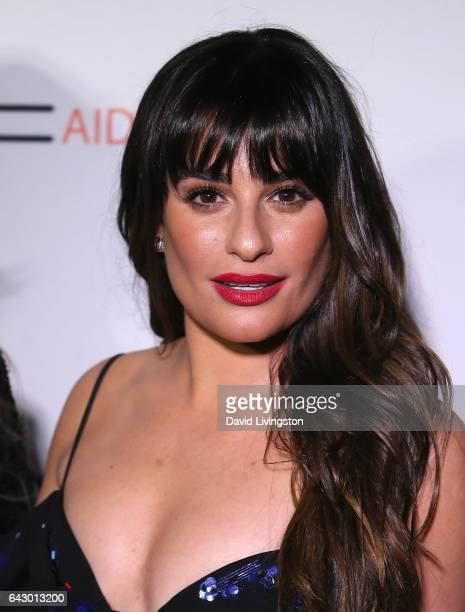 Actress Lea Michele attends the 3rd Annual Hollywood Beauty Awards at Avalon Hollywood on February 19 2017 in Los Angeles California