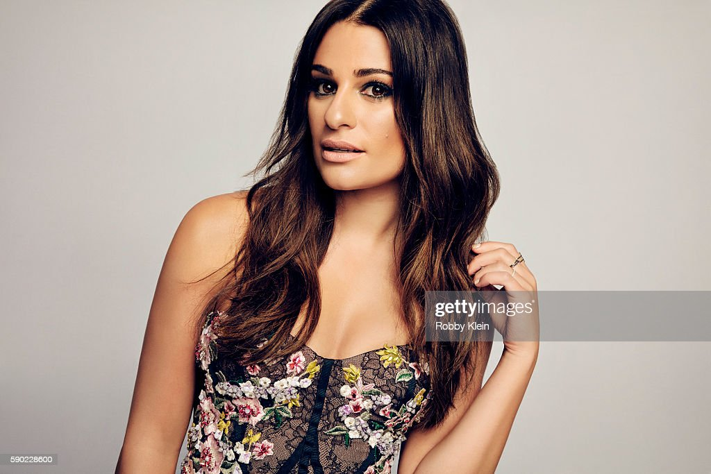 Actress Lea Michele from FOX's 'Scream Queens' poses for a portrait at the FOX Summer TCA Press Tour at Soho House on August 9, 2016 in Los Angeles, California.
